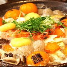 Mikan nabe