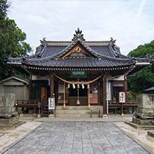 Kanmuri Tenmangu Shrine